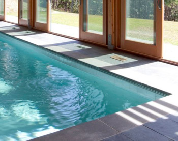фото бассейн на даче